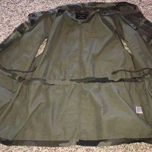 Love Tree Jackets & Coats - Camo Vest